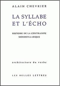 Alain Chevrier - .