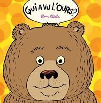 Alain Chiche - Qui a vu l'ours ?.