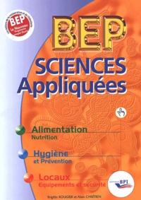 Goodtastepolice.fr Sciences appliquées BEP. Edition 2002 Image