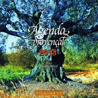 Alain Christof - Agenda provençal 2013 - Petit format.