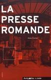 Alain Clavien - La presse romande.