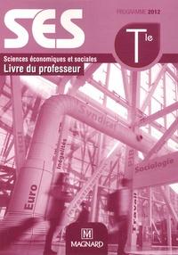 Alain Combes - Sciences économiques et sociales Tle ES - Livre du professeur, programme 2012.