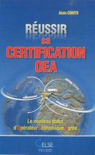 Ucareoutplacement.be Réussir sa certification OEA - Le nouveau statut d'Opérateur Economique agréé Image