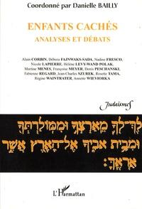 Deedr.fr Enfants cachés : analyses et débats - Actes de la journée d'étude du 18 novembre 2005 Image
