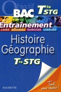 Alain Cordel - Histoire Géographie Tle STG.