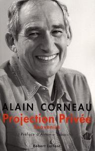 Alain Corneau - Projection Privée.