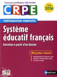 Alain Corneloup - Système éducatif français - Préparation complète CRPE.