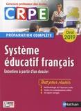 Alain Corneloup - Système éducatif français - Préparation complète, oral.