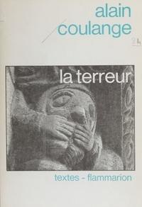 Alain Coulange - La Terreur.