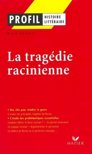 Profil - La tragédie racinienne. Analyse littéraire de l'oeuvre