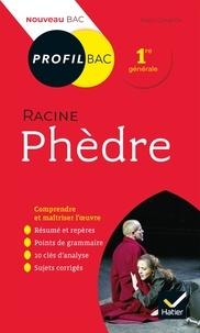Google livres téléchargés sur epub Profil - Racine, Phèdre  - toutes les clés d analyse pour le bac (programme de français 1re 2019-2020) par Alain Couprie 9782401060357 en francais