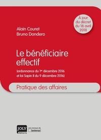 Alain Couret et Bruno Dondero - Le bénéficiaire effectif.
