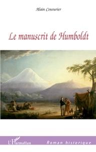 Alain Couturier - Le manuscrit de Humboldt.