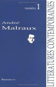 Alain Cresciucci et Jean Touzot - André Malraux.