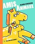 Alain Crozon - Amis animaux.