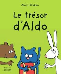 Alain Crozon - Le trésor d'Aldo.