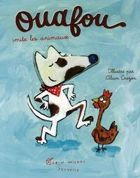 Alain Crozon - Ouafou imite les animaux.