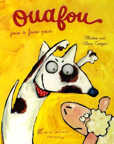 Alain Crozon - Ouafou joue à faire peur.