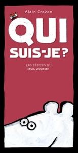 Alain Crozon - Qui suis-je ?.