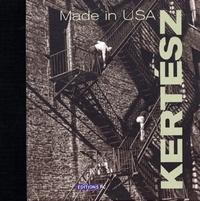 Alain D'Hooghe - Kertész - Made in USA.
