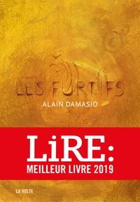 Alain Damasio - Les furtifs.