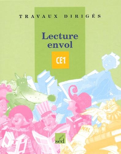 Alain Dausse et Marc Galland - Lecutre envol CE1 - Travaux dirigés, 3 classeurs.