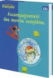 Alain Dausse - Les clés du français CE2 - Accompagnement des oeuvres complètes.