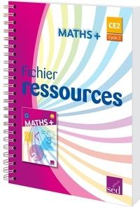 Alain Dausse et Céline Augé - Maths + CE2 Cycle 2 - Fichier ressources.