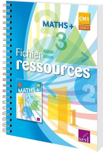 Alain Dausse - Maths+ CM1 - Fichier ressources.