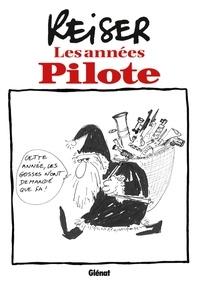 Alain David - Reiser - Les années Pilote.