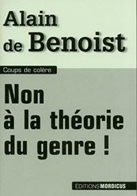 Alain de Benoist - Non à la théorie du genre !.