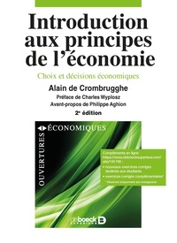 Alain de Crombrugghe - Introduction aux principes de l'économie - Choix et décisions économiques.