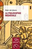 Alain de Libera - La philosophie médiévale.