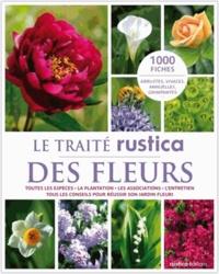 Le traité Rustica des fleurs - Avec 1 carnet de notes vintage.pdf