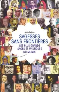 Alixetmika.fr Sagesses sans frontières - Les plus grands sages et mystiques du monde Image