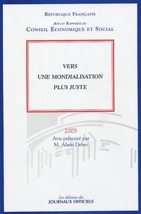 Alain Deleu - Vers une mondialisation plus juste.