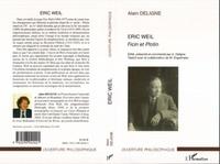 Alain Deligne - Eric Weil - Ficin et Plotin.
