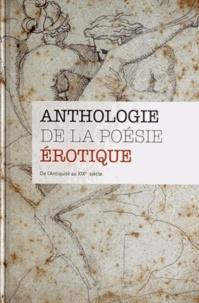 Alain Délot - Anthologie de la poésie érotique - De l'Antiquité au XIXe siècle. 4 CD audio
