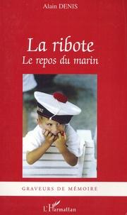 Alain Denis - La ribote - Le repos du marin.