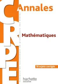 Alain Descaves - Annales Mathématiques.