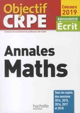 Alain Descaves - Annales Maths - Admissibilité écrit.