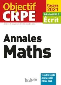 Alain Descaves - Annales Maths.