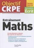 Alain Descaves - Entraînement maths - Admissibilité Ecrit.