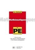 Alain Descaves - La manuel de Mathématiques du PE.