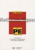 Alain Descaves - Mathématiques du Professeur des Ecoles.