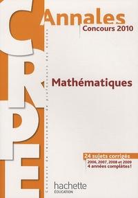 Alain Descaves - Mathématiques - Annales.