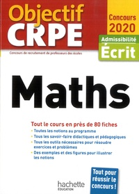 Alain Descaves - Maths - Admissibilité écrit.