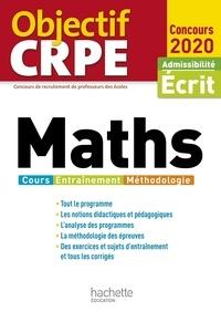 Alain Descaves - Objectif CRPE Maths 2020.