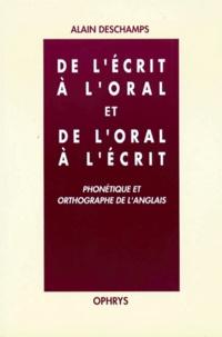 Alain Deschamps - .