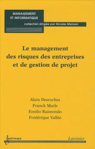 Le management des risques des entreprises et de gestion de projet.pdf